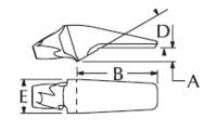 Navařovací adaptér ESCO V17