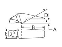 Navařovací adaptér ESCO V19