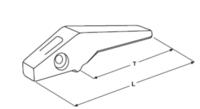 Adaptér typu CATERPILLAR E 310