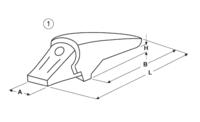 Adaptér typu UNI-Z I E 430