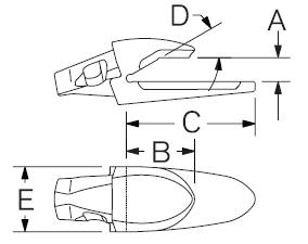 Navařovací adaptér ESCO U35