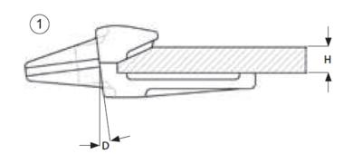 Adaptér typu Esti E 703 - 1
