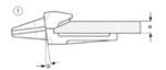Adaptér typu Esti E 703 - 1/2