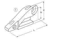 Adaptér typu CATERPILLAR E 304 L