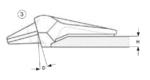 Adaptér typu Esti E 761 - 2/2